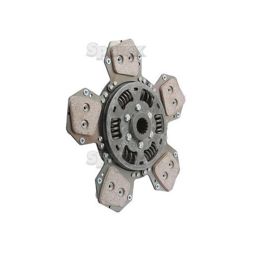 Clutch Plate Disc Size: 330mm