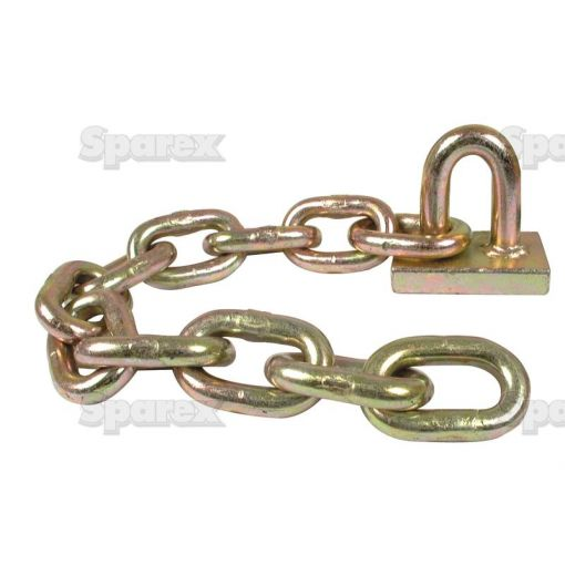 Flail Chain assembly 1/2'' x 11 short link S.78868
