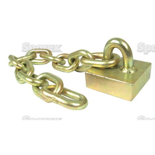 Flail Chain assembly 1/2'' x 11 long link S.78871