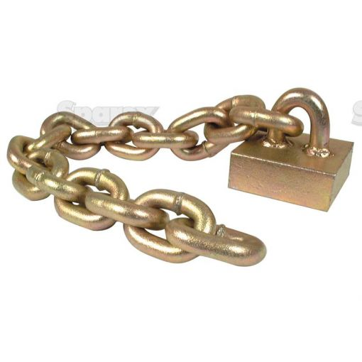 Flail Chain assembly 9/16 x 15 link S.78873