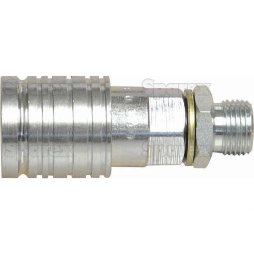 Hydraulic Quick Release Break-away Coupling 1/2'' Female with 1/2''BSP thread S.8078