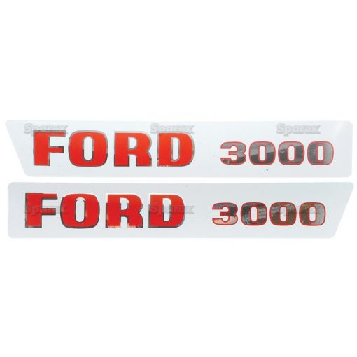 Decal Set - Ford / New Holland 3000 S.8535