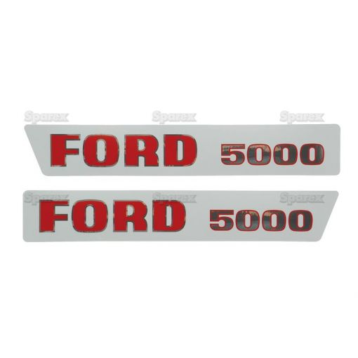 Decal Set - Ford / New Holland 5000 S.8537