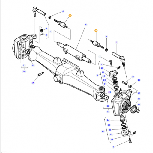 Ball Joint - ACW0283150