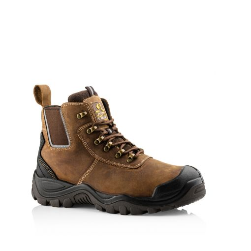 Safety Lace/Dealer Boot - BHYB2BR