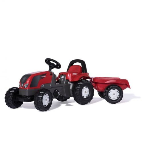 Pedal Tractor with Trailer - V42201450