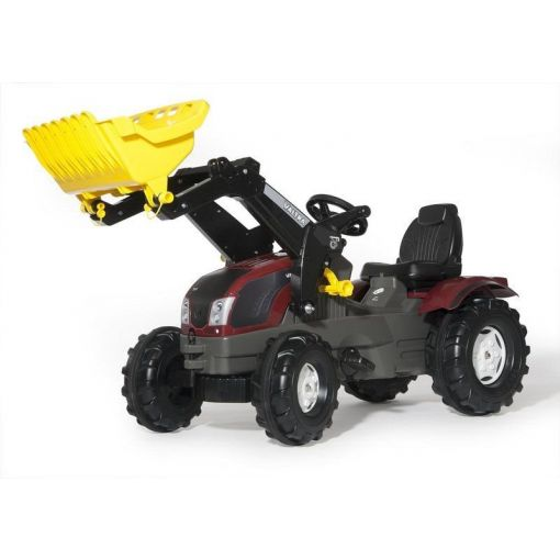 Pedal Tractor with Front Loader - V42601456