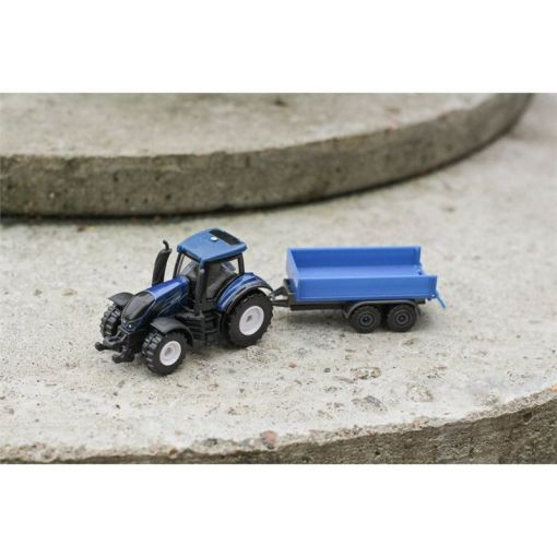 Toy Tractor with Trailer - V42701930