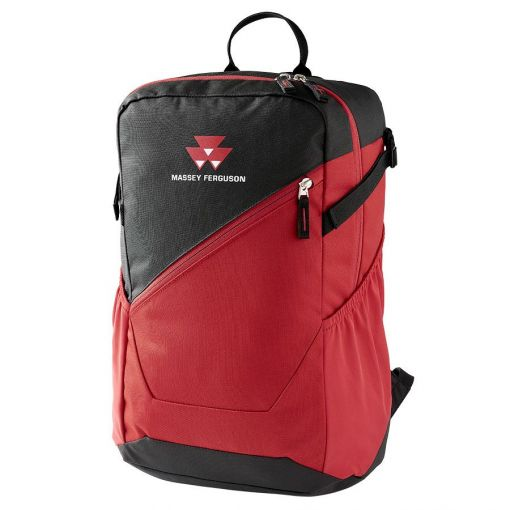 Adult Black and Red Backpack - X993132003000