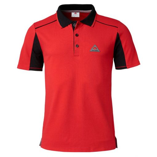Mens Red Polo - X993322003