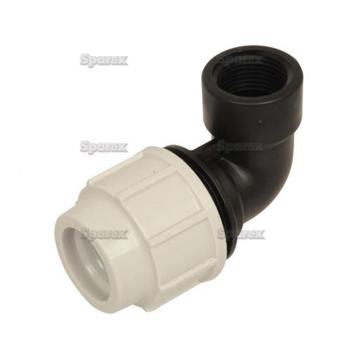 90° Elbow with Threaded Female Offtake - 32mm x 1 S.106902
