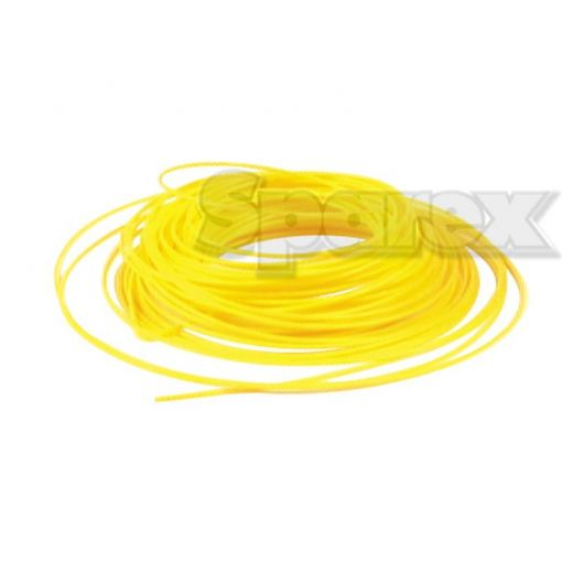 STRIMMER CORD-SQUARE 2.4MMX10M S.10744