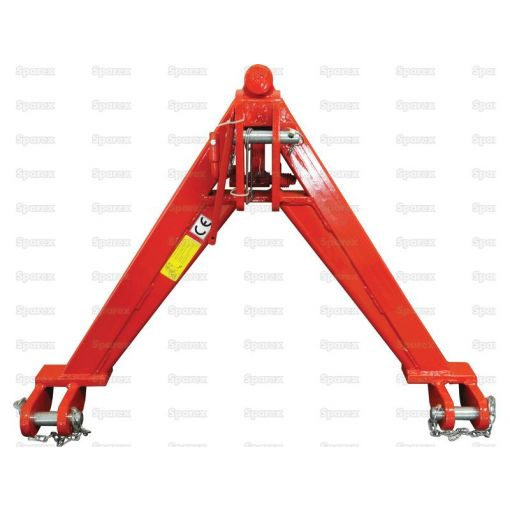 A Frame Quick Hitch System (Cat.1) CE Approved S.110168
