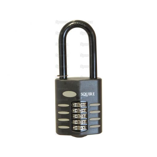 Squire Recodable CP Combination Padlock - Die Cast (Security rating: 6) S.114328
