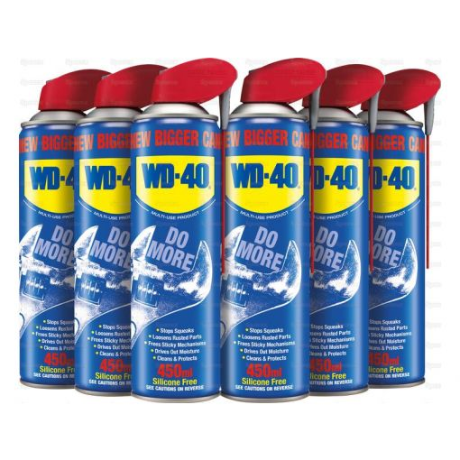 WD-40 Multi-Use Product Smart Straw 450 ml x 6 S.118403