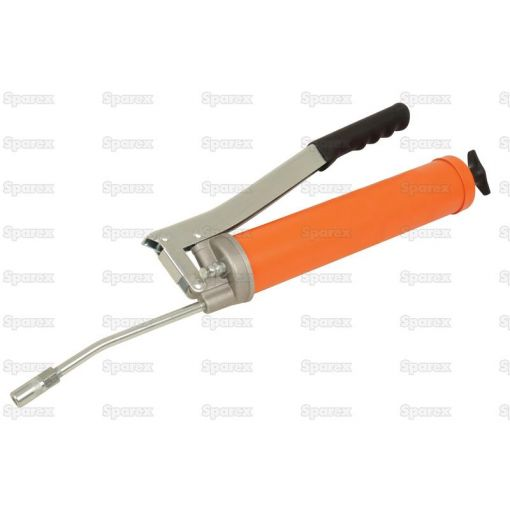 Grease Gun -  (Extra Heavy Duty) supplied with high pressure flexible and rigid tubes S.12433