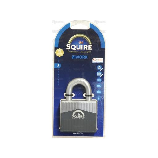 Squire 65 Warrior Padlock (Security rating: 8) S.129867