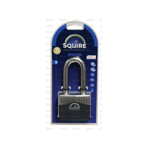 Squire 65/2.5 Warrior Padlock (Security rating: 8) S.129868