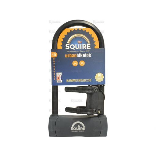 Squire 230 Hammerhead D-Lock (Security rating: 10) S.129915