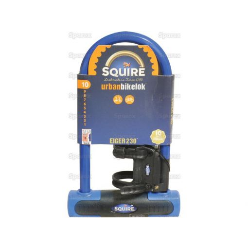 Squire Eiger 230 D-Lock - Blue S.129917
