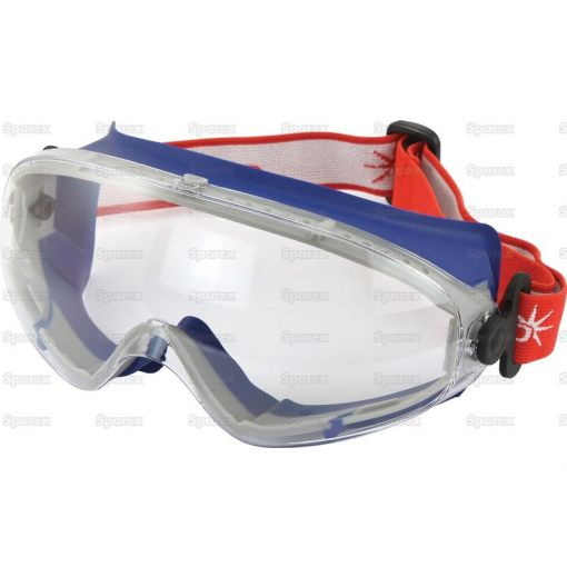 Protective Ski Style Wide Vision Goggles S.144406