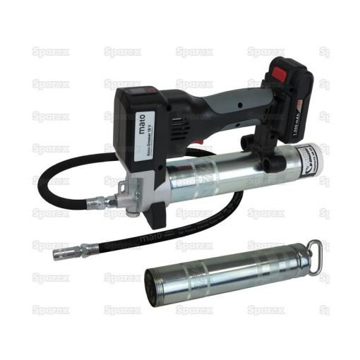 Grease Gun Lube Shuttle - Battery Operated 18V - 1/8'' - Mato S.159967