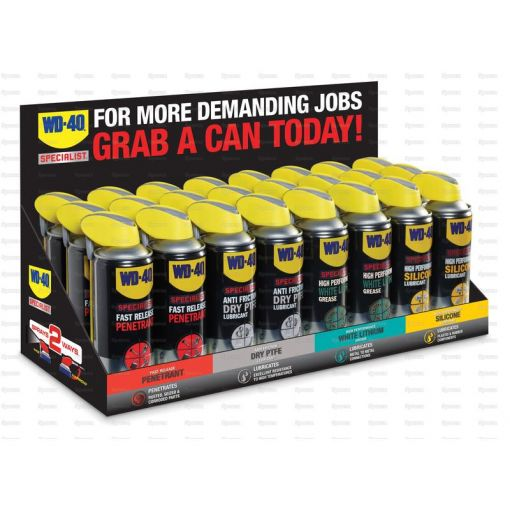 WD-40 Specialist Mixed Display Case S.159974