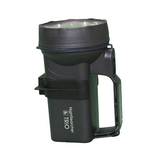 Rechargeable LED Torch - CRTRIO