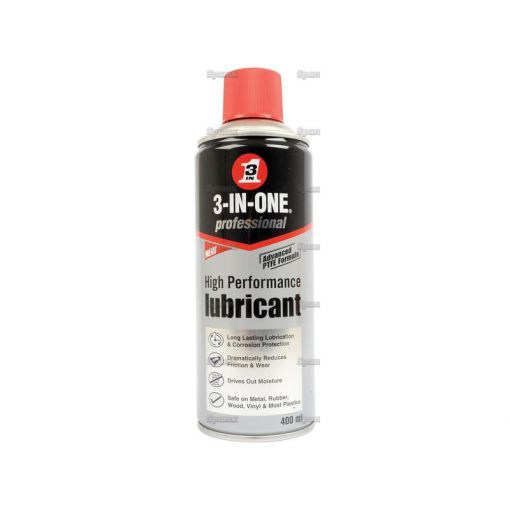 3 IN 1 PTFE LUBRICANT - 400ML S.26268
