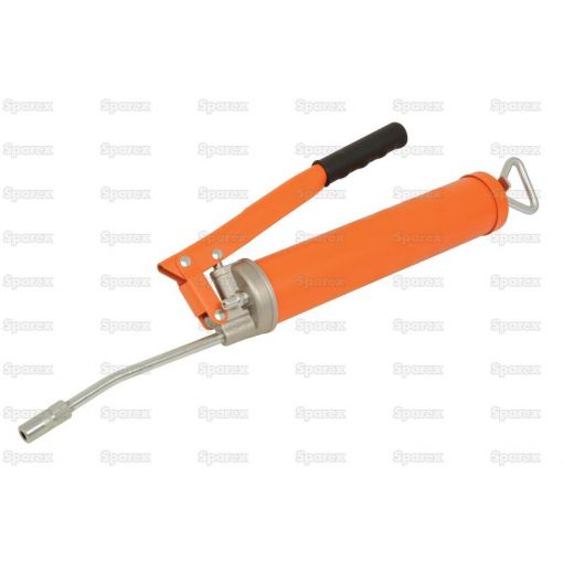 Grease Gun -  (Standard Duty) supplied with high pressure flexible and rigid tubes S.29978