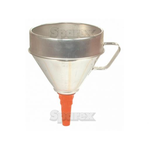 Funnel - Metal complete with Filter S.30154