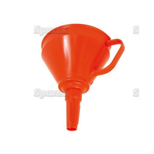 FUNNEL WITH STRAINER 160MM S.30155