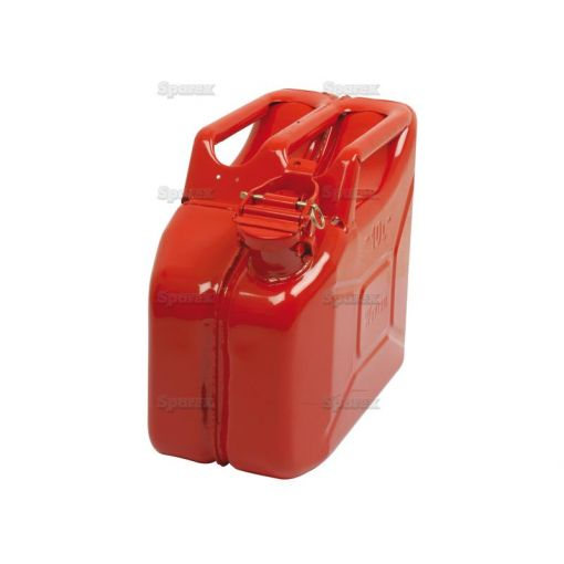 JERRY CAN-METAL-RED-10L S.5025
