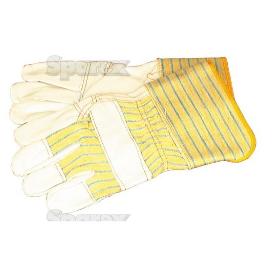 Industrial Leather Glove - S.54195