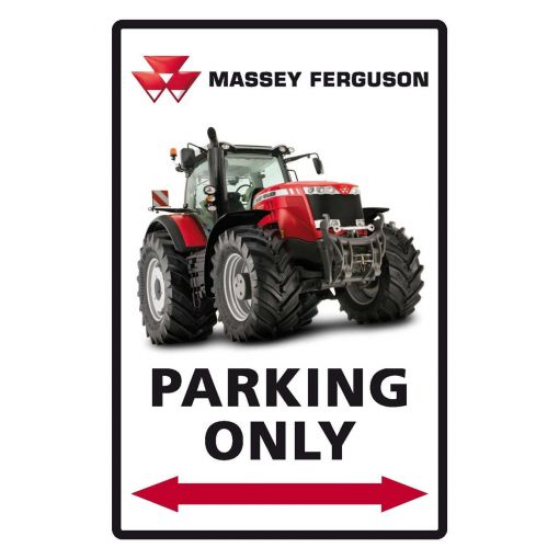 Parking Only Sign - X993160002200