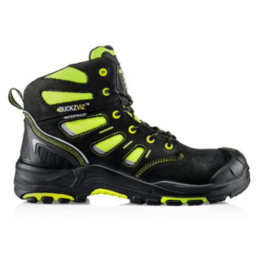 Safety Lace Boot BVIZ2 YL