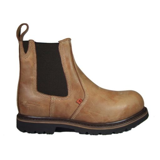 Buckflex Dealer boot - B1151SM