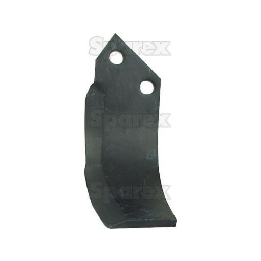 Rotavator Blade LH Replacement for Sovema S.79637
