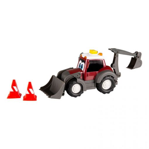 Toy Tractor with Loader - Happy Valtra - V42802230